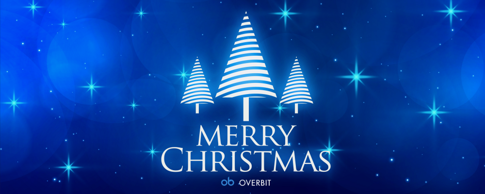 Christmas & Year-End Greetings from Overbit CEO