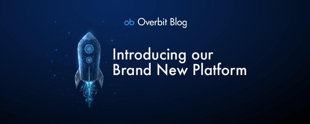 Overbit Launches a New Trading Platform