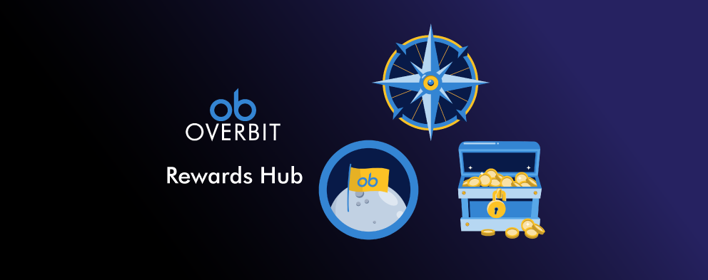 Earn and Have Fun with Overbit Rewards Hub!