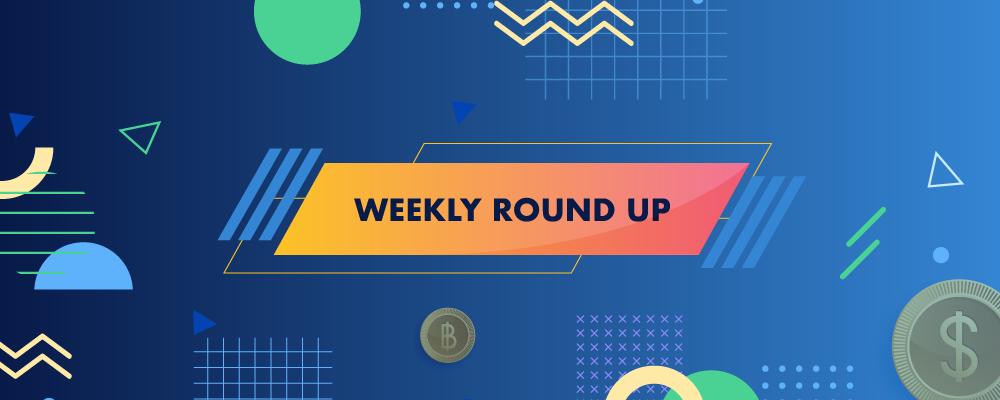Weekly Round Up: 10月17日