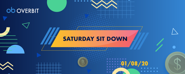 Saturday Sit Down: 2020年8月1日
