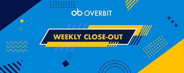 Weekly Close-out: 8月29日