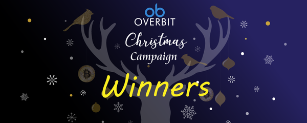Congratulations to Christmas Campaign winners